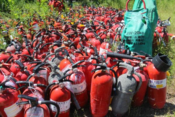 Alat Pemadam Kebakaran Jawa Timur Dan Berbagai Jenis Apar