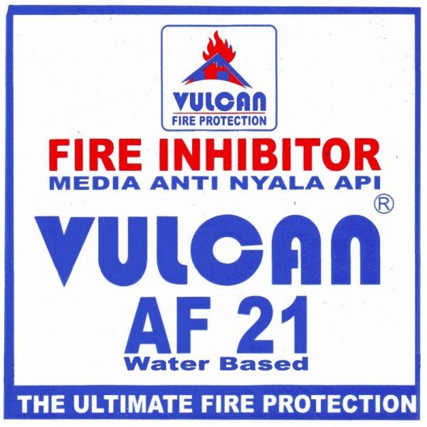 jual Vulcan AF 21 Asli fire inhibitor AF21