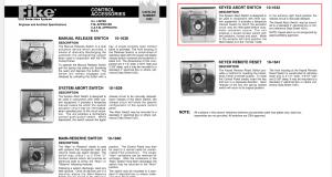 7 Jenis Peralatan Pemadam Lainnya dari Fike Fm200