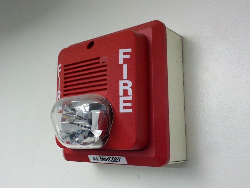 instalasi alarm kebakaran Sumatera Barat 2 dan detektor asap