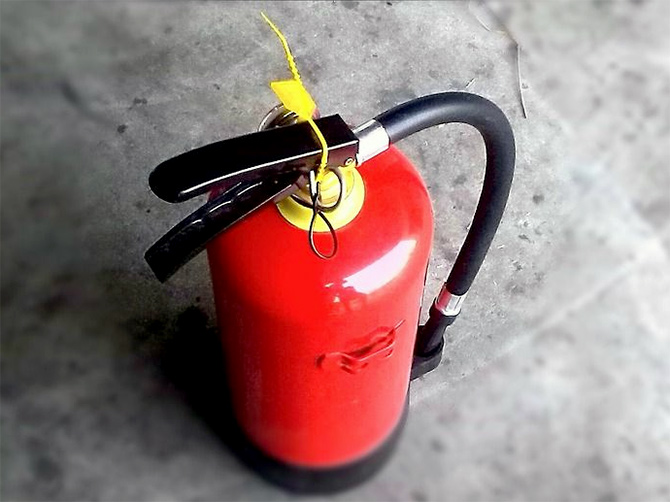 tabung pemadam kebakaran Alat Pemadam Kebakaran Sulawesi Tengah Dan Berbagai Jenis Apar